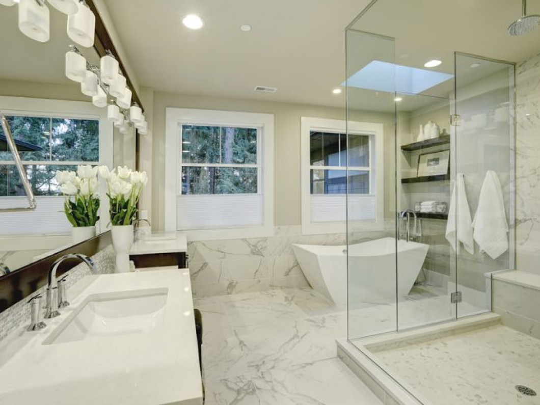 Want Your Own Private Oasis? Start A Bathroom Remodel Today.
